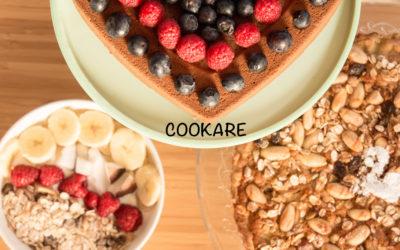 """Vegan Food e le ricette di """"Cookare"""""""