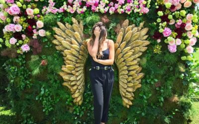 Federica Ambrosini Tra stile, Creativita', Moda e Arte Floreale