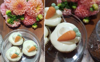 Cupcake alla carota