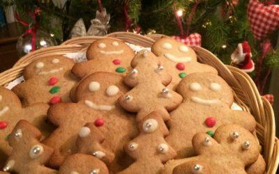 Gingerbread i biscotti di pan di zenzero