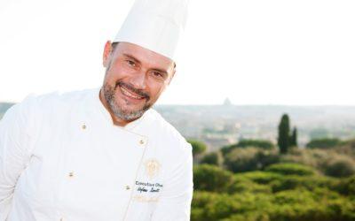 Stefano Marzetti, chef executive del Mirabelle Restaurant, e le sue radici