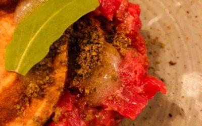 Trattoria da Neno e l'oro nel piatto: la Birra