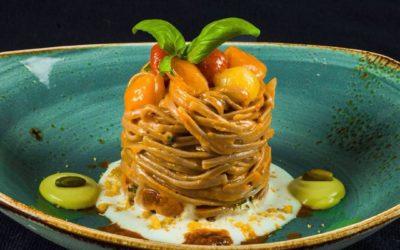 Taste of Roma 2018, in anteprima il piatto d'autore dello Chef Stefano Marzetti