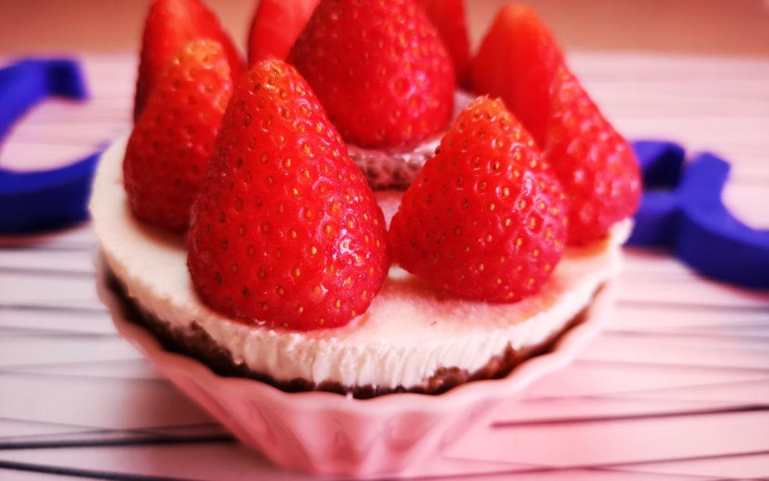 Mini Cakes senza cottura di Cookare
