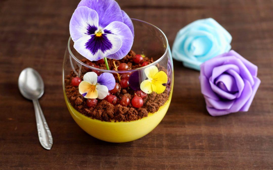 Crème brûlée al bicchiere – Cucina Serena