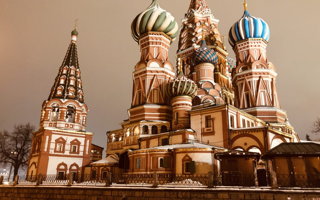 Mosca, una città di ghiaccio che ti spacca il cuore