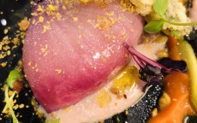 Bistrot 4.5 Via Amsterdam, cucina di pesce creativa.