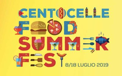 Centocelle Food Summer Fest per festeggiare l'estate