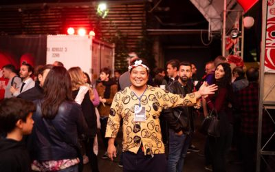 Via Japan 2019, lo street food giapponese torna ad Officine Farneto