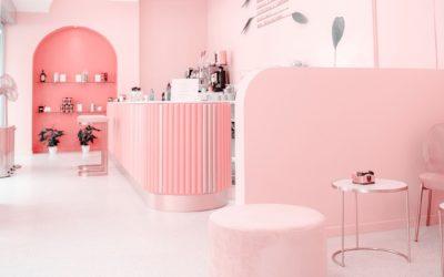 Tiramibloom e la Pink Boutique più glam di Roma