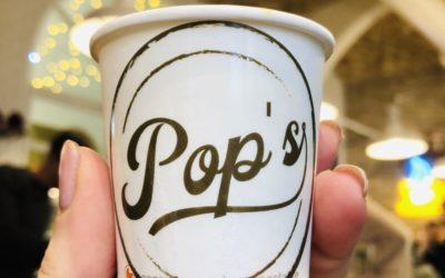 Pop's, bakery & diner porta l'America a Roma