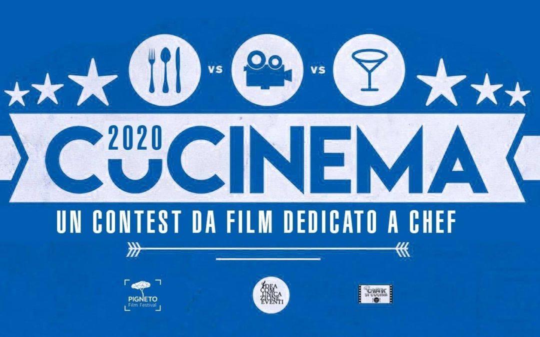 Riparte il Contest Cucinema 2020