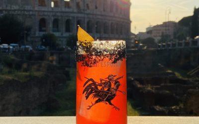 The Court, il cocktail bar con vista Colosseo
