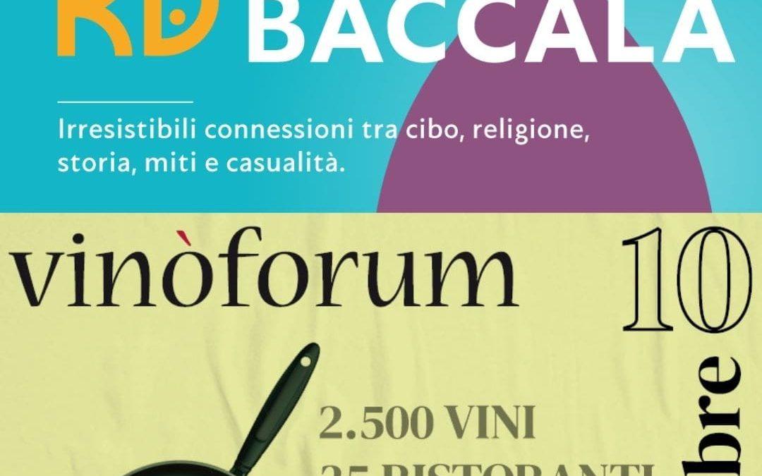 Settembre a Roma, dalla sagra del Baccalà al Vinòforum 2021
